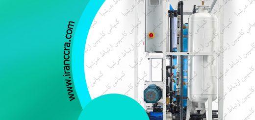 راه اندازی دستگاه تصفیه آب خانگی نیمه صنعتی