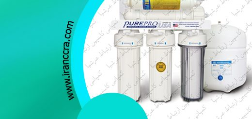 دستگاه تصفیه آب 6 مرحله ای پیور پرو مدل EC106M