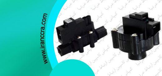 سوییچ فشار بالا و فشار پایین در دستگاه تصفیه آب پیوریکام purecom