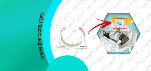 پایه فیلتر کوچک و بزرگ تکی در دستگاه های تصفیه آب خانگی پیوری واتر