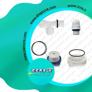 چه قطعاتی از دستگاه های تصفیه آب خانگی پیوری واتر با استفاده از اورینگ عایق بندی می شوند؟